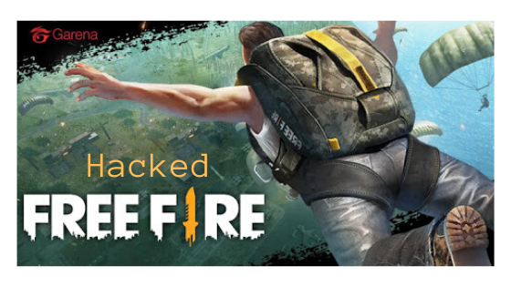 free fire hacked