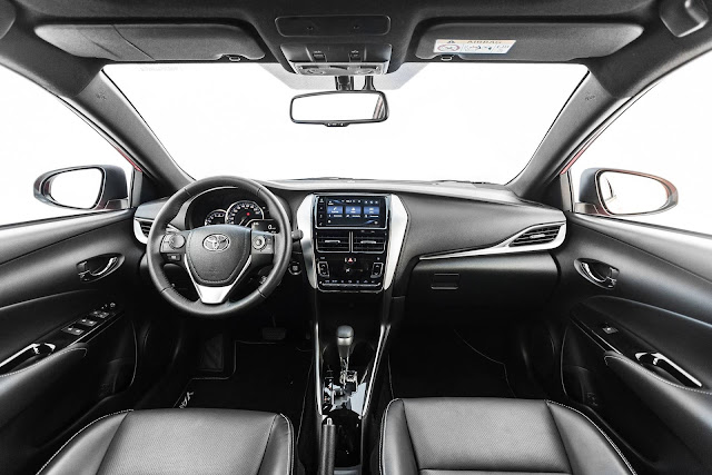 Toyota Yaris 2019 Hatch - preço