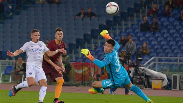 [Video] Cuplikan Gol Roma 3-3 Austria Wien (Liga Eropa)