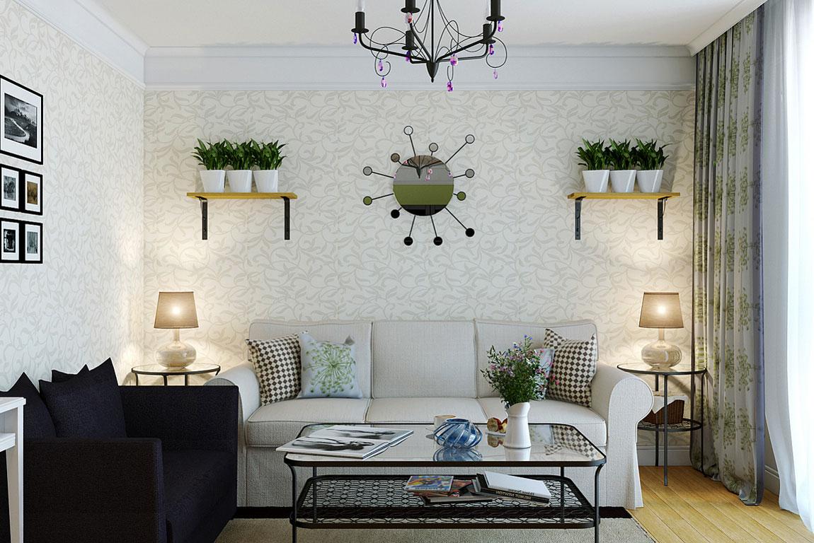 4 Langkah Mendekorasi Ruangan Sempit Memanjang