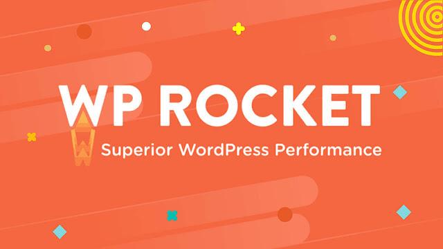 WP Rocket v3.9 - WordPress Cache Plugin