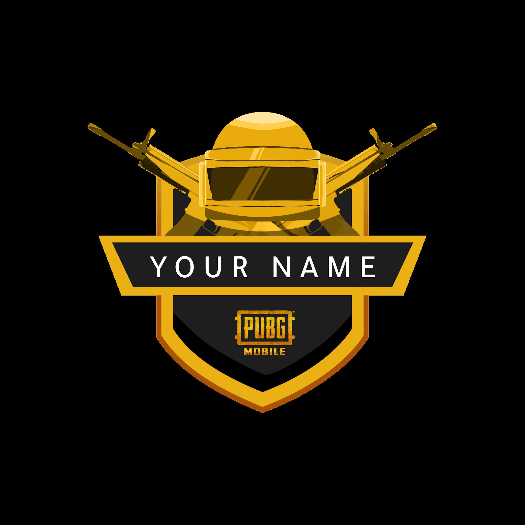 تحميل شعار ببجي بدون اسم مجاناً رائع بصيغة شفافة لوجو عالي الدقة Logo PUBG PNG