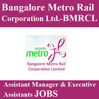 Bangalore Metro Rail Corporation Limited, BMRCL, Metro Rail, Assistant, Graduation, Karnataka, freejobalert, Sarkari Naukri, Latest Jobs, bmrc logo
