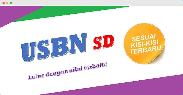 Simulasi TO USBN IPA SD PAKET 1 No 11-20 Tahun Pelajaran 2019-2020