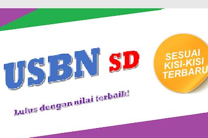 TO USBN IPA SD PAKET 1 No 21-35 Tahun Pelajaran 2019-2020