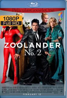 Zoolander No. 2 [1080p BRrip] [Latino-Inglés] [GoogleDrive] LaChapelHD