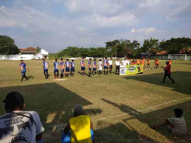Kompetensi Sepak Bola Liga Internal ASKAB PSSI Kabupaten