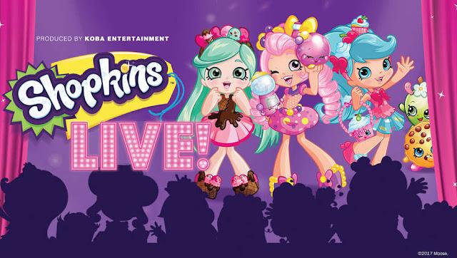 Shopkins Live! December 15 at Playhouse Square