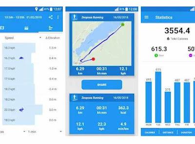 aplikasi jogging Running & Jogging