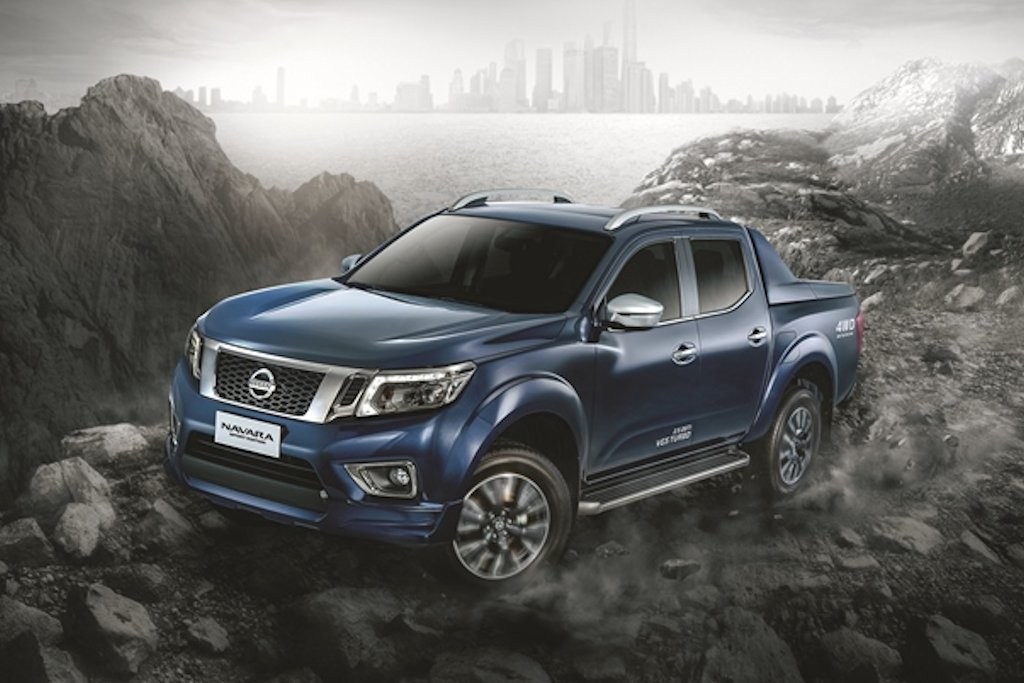 nissan philippines adds new variant to np300 navara line up philippine car news car reviews. Black Bedroom Furniture Sets. Home Design Ideas
