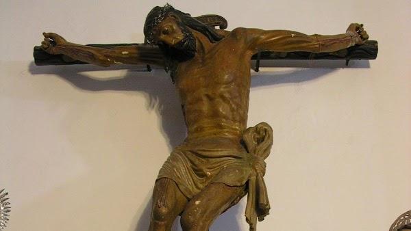 El Cristo que llegó desde el Nuevo Mundo a Carmona y que se expondrá en el Museo del Prado