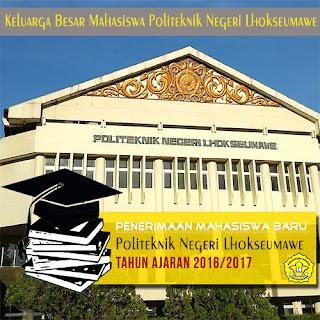 Mahasiswa Politeknik Negeri Lhokseumawe
