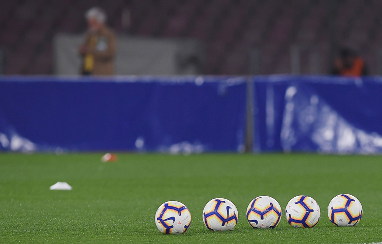 Spadafora i Malago o nastavku sezone Serie A