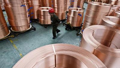 """Fesumin ante decisión de China de poner cobre a la venta: """"Hay que ver cuáles van a ser los efectos a largo plazo"""""""