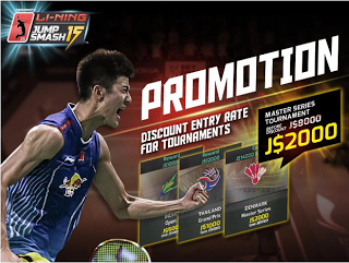LiNing Jump Smash 15 Badminton Apk v1.3.10 Mod