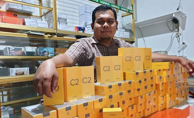 Alasan Kenapa HP China Laris Manis di Indonesia