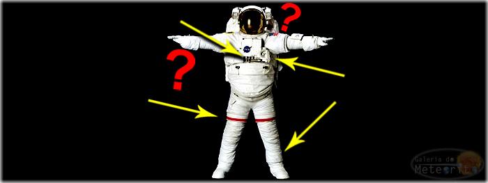 16 segredos interessantes sobre os trajes espaciais