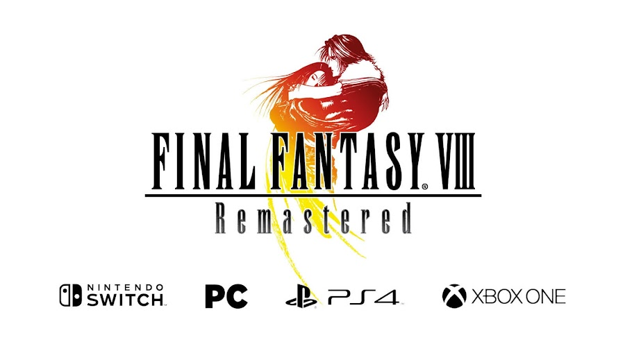 final fantasy VIII remastered square enix e3 2019 switch pc ps4 xbox one