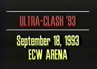 ECW Ultra Clash 1993 - Event review