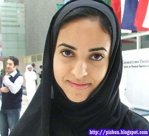 Foto Cantik 10 Cewek Dari Arab