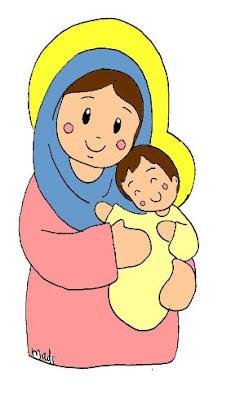 Resultado de imagen para imagenes de maria madre de dios
