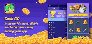 Cash GO (Uang Tunai GO) Masih Terbukti Membayar tapi gunakan Trik Ini Agar Bisa Withdraw dan Di Bayar !!!