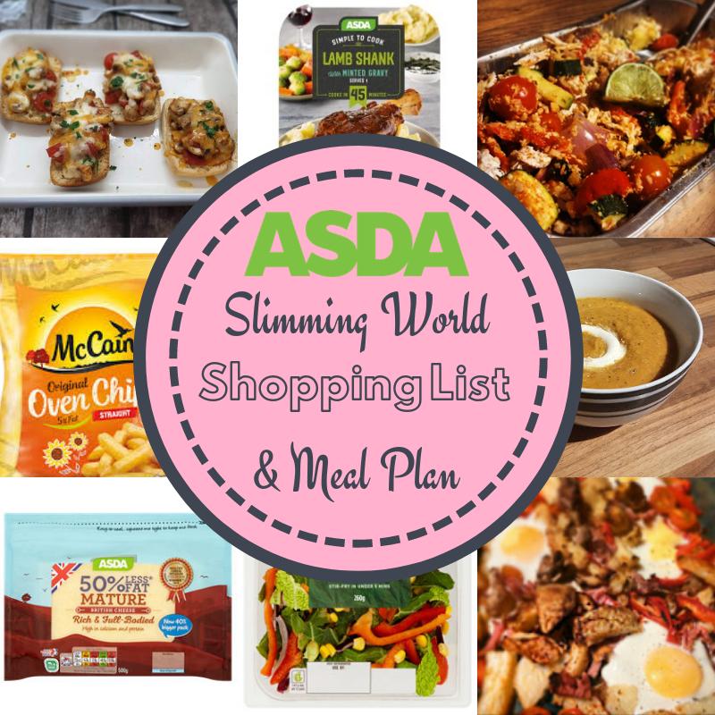 Slimming World With Sainsbury's, Asda & Tesco