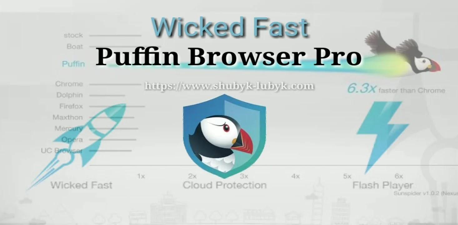 تحميل متصفح Puffin Pro للأندرويد
