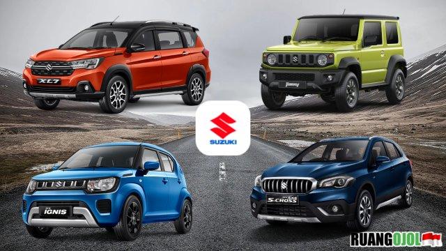 Intip Mobil SUV Suzuki yang Banyak Digemari | Keren Banget!