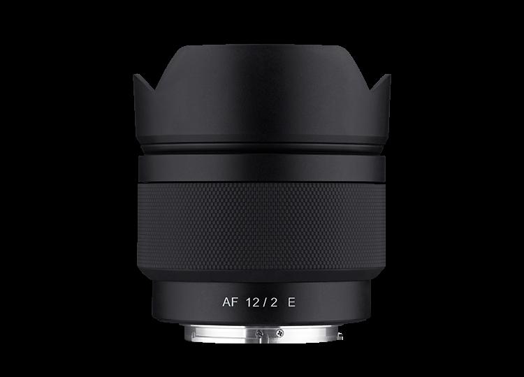 Samyang AF 12mm f/2 E