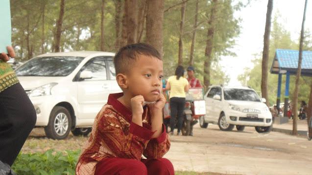 pantai kualo Bengkulu
