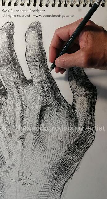 illustration-artist-in-barcelona-drawing