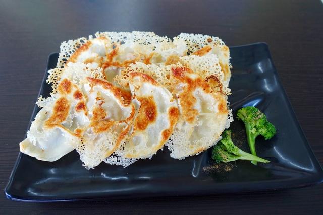喜緣館餃子蔬早午餐雪花煎餃