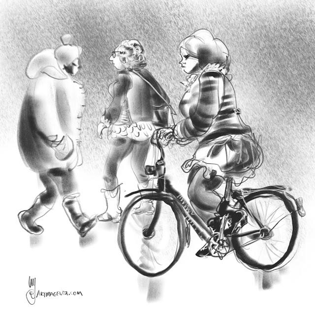 Doodle by Artmagenta