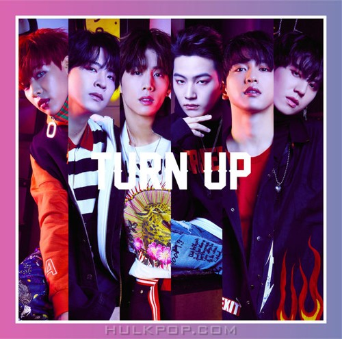 GOT7 – TURN UP (Complete Edition) -Japanese Ver.- (ITUNES MATCH AAC M4A)