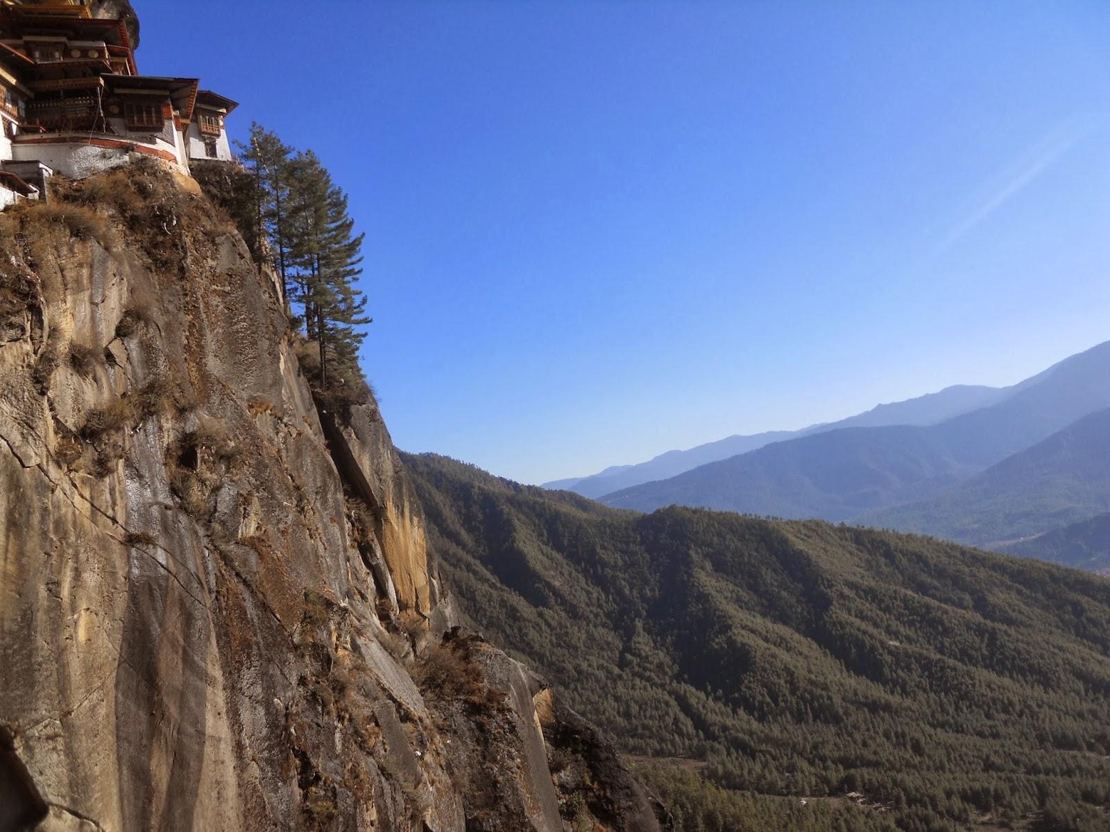 Tiger's Nest Bhutan| Bhutan Travel Guide