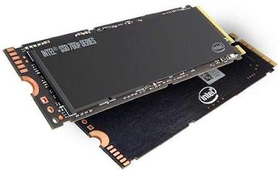 Intel 760P 512 GB
