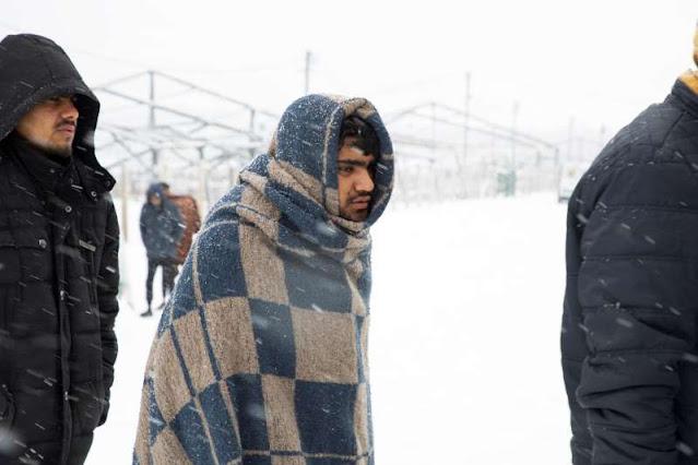 Refugee crisis looms in harsh Bosnian winter