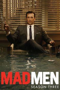 Mad Men 3ª Temporada Torrent - WEB-DL 720p Dual Áudio