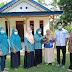 PemDes Mulya Jaya Bagikan  Paket Sembako kepada Para Jompo