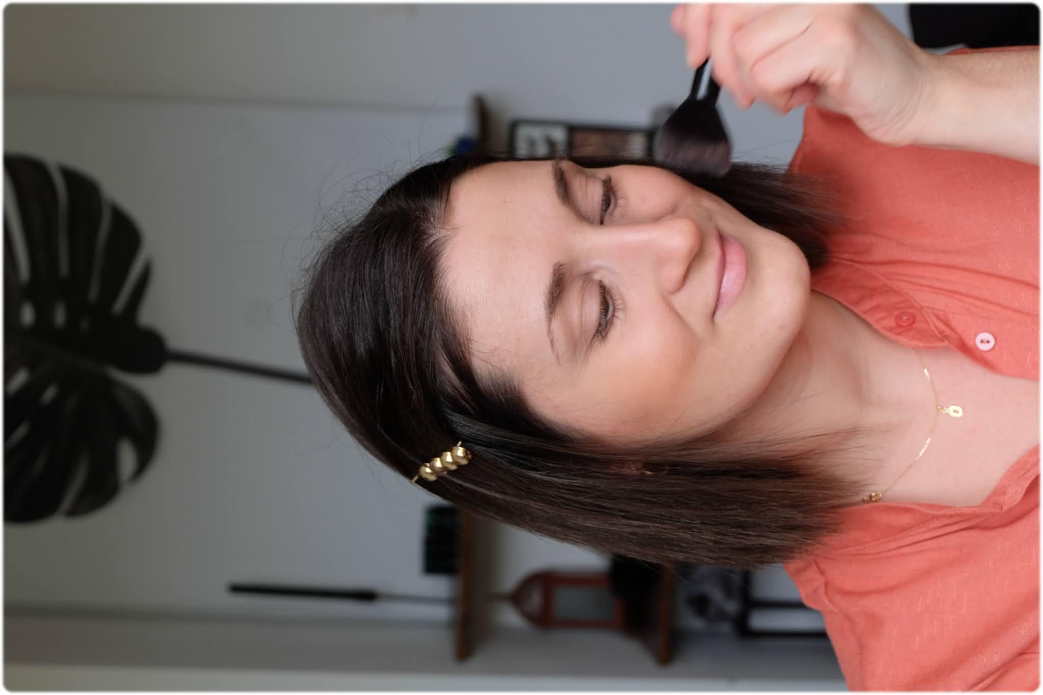 Maquillage teint Charlotte Makeup Bio