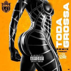Zona 5 - Toda Grossa Remix (Prod. KS Drums)