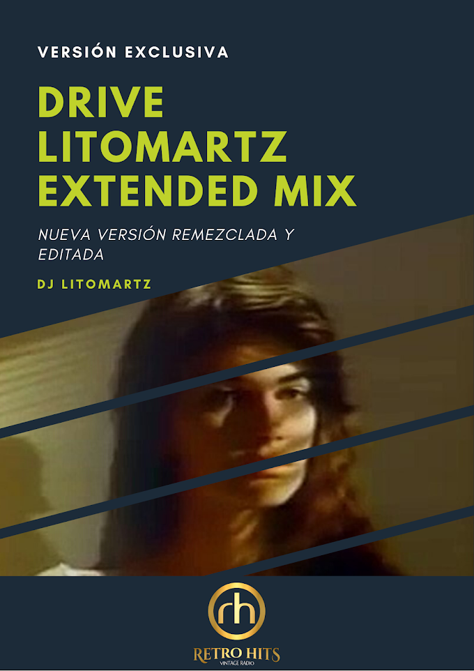 The Cars - Drive (Litomartz Extended Mix)