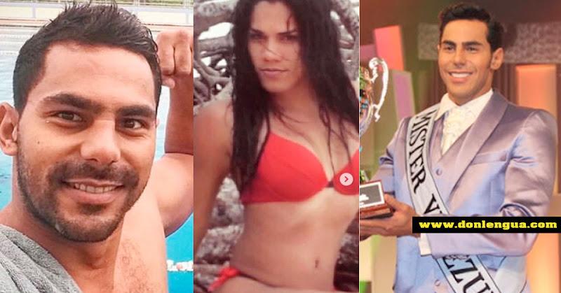 Se filtra conversación entre Mister Venezuela Chavista y su novia que resulto ser transgénero
