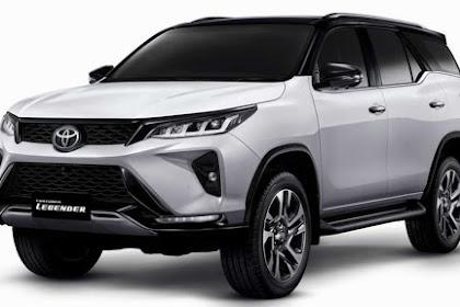 Lagi Promo Fortuner, Ini 7 Keunggulan Toyota New Fortuner 2021