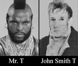 The Original Mr. T.
