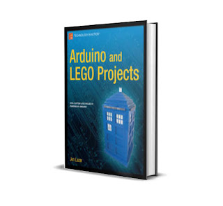 Free E Book Arduino and LEGO Projects