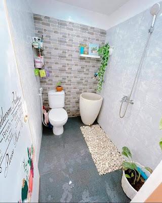 Ilustrasi gambar kamar mandi