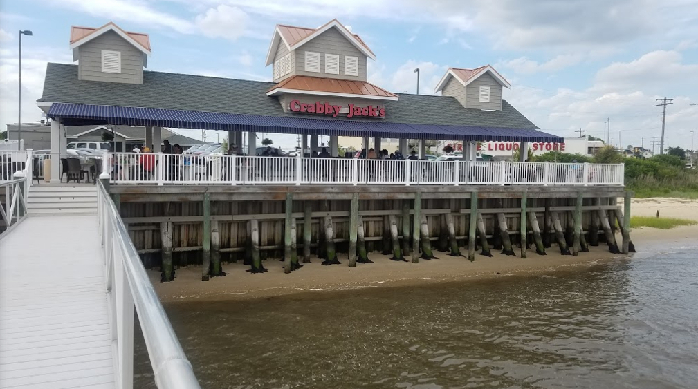 The Crab Trap Somers Point NJ Wedding Venue