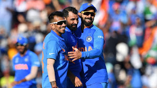 India vs Afghanistan 28th Match ICC Cricket World Cup 2019 Highlights